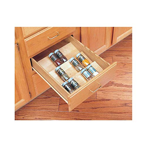 Rev-A-Shelf - 4SDI-18 - Large Wood Spice Drawer Insert