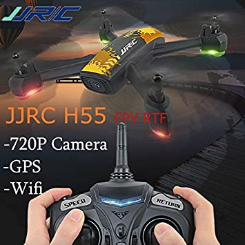 toy play fun hot sale jjrc h55 tracker wifi fpv w 720p