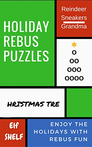 Christmas Rebus Puzzles With Answers.Holiday Rebus Puzzles Ebook Zentopia Designs Amazon Ca