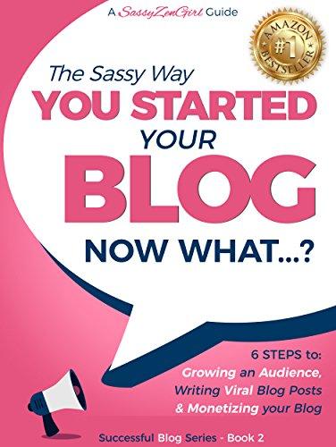 You Started Blog Monetizing Marketing ebook product image