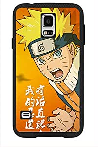 Naruto Cartoon Design Case For Samsung S6 Silicone Cover Case NRT06