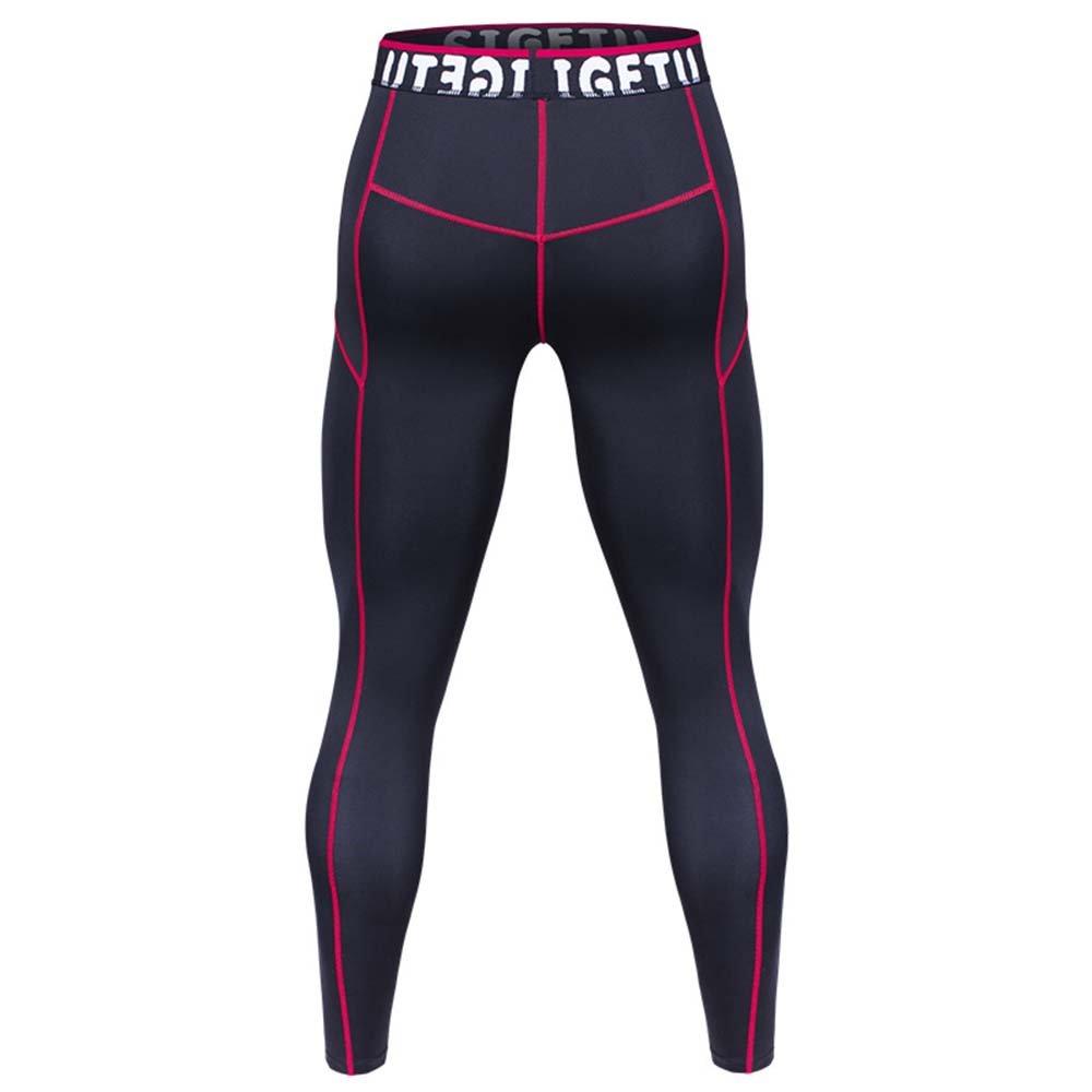 54ec5ebffa3cbd Druck XIA16X0018 Bekleidung OEAK Herren Sport Leggings Fitness Hose Pro Cool  Compression Tights Stretch Funktionswäsche Pants ...