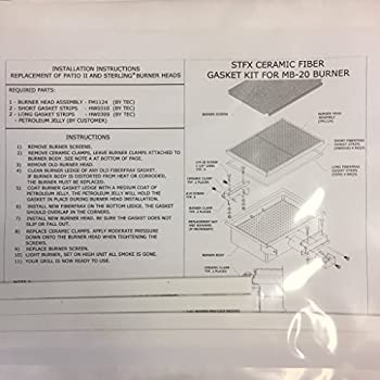 Amazon Com Tec Factory Infrared Gas Grill Patio Ii