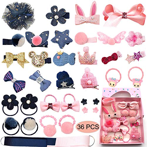 Accessories Ponytail Hairpins Toddlers Assorted product image