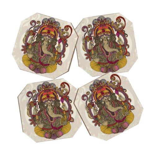DENY Designs Valentina Ganesh Coasters