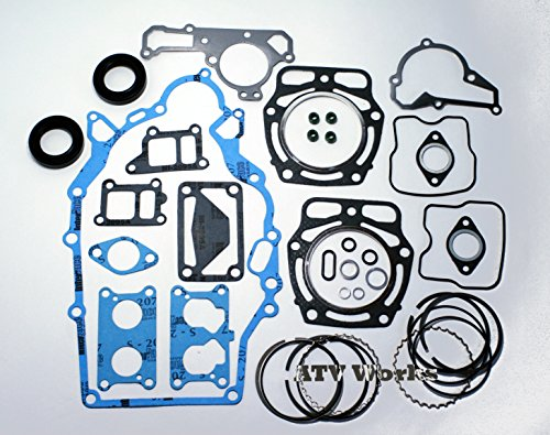 FD661 / FD661D / FD620 John Deere Gator / John Deere Tractor 425 & 445 Engine Rebuild Kit with Piston (Piston Rebuild Kit)