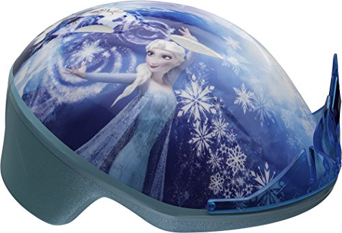 Bell Frozen Toddler Bike 3D Tiara Helmet (3-5 Years) (Toddler Helmet 3 Year Old Girl)