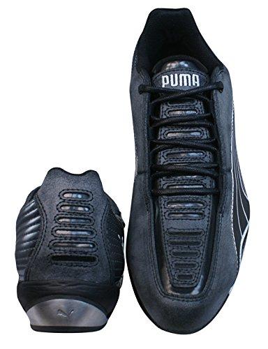 Puma Testastretta Kvinna Läder Motorsport Gymnastik / Skor Svart