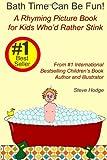 Bath Time Can Be Fun!, Steve Hodge, 1493680595