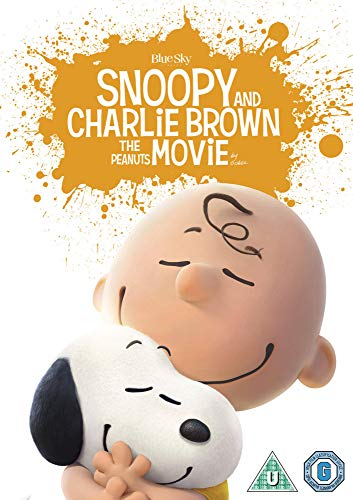 Snoopy and Charlie Brown – The Peanuts Movie