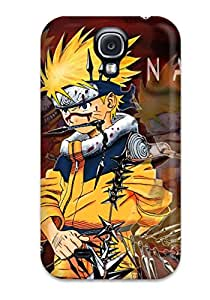 High Impact Dirt/shock Proof Case Cover For Galaxy S4 ( Naruto)