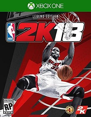NBA 2K18 Legend Edition - Xbox One [Digital Code]