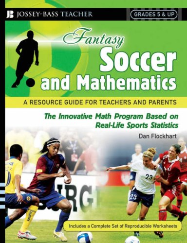 Amazon.com: Fantasy Soccer and Mathematics: A Resource Guide for ...