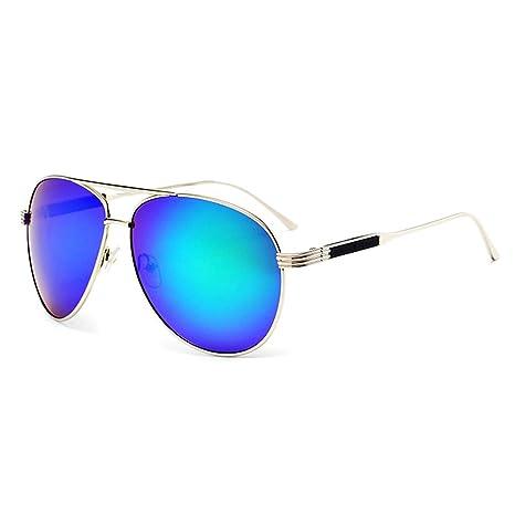 Fjiujin,Gafas de Sol polarizadas de Colores Que Cubren ...