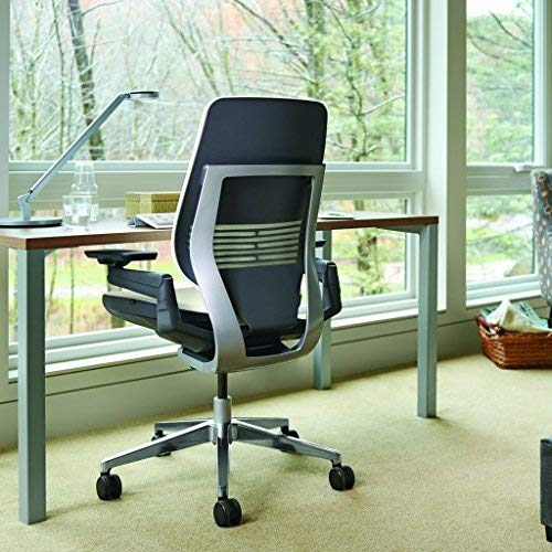 Steelcase Gesture Chair, Graphite - 442A40