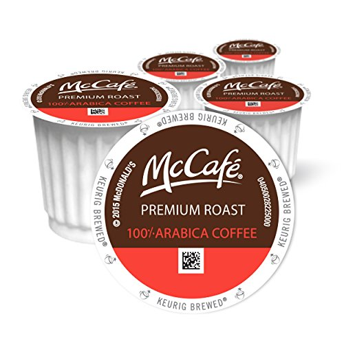 McCafe Premium Roast Coffee, K-CUP PODS, 100 Count by McCafe (Image #2)
