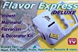 Instant Marinator Flavorizer and Decoration Kit by Flavor Injectors