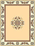 Berber 5' X 8' Persian Oriental Asian Style Area Rug