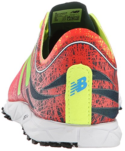 New Balance Womens Wrc5000 Racing Flat Pink / Yellow