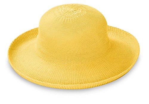 Wallaroo Hat Company Women's Victoria Sun Hat - Lightweight and Packable Hat, ()