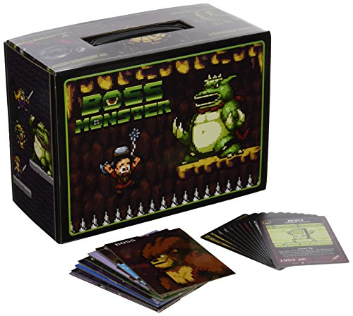 Boss Monster Collector Box
