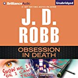 Bargain Audio Book - Obsession in Death  In Death  Book 40