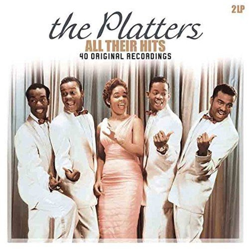 Vinilo : PLATTERS - All Their Hits (2 Discos)