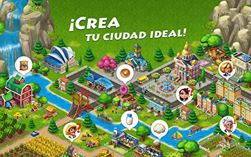 Township: Amazon.es: Appstore para Android