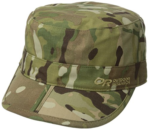 Outdoor Research Men's Radar Pocket Cap, Multicam, Large
