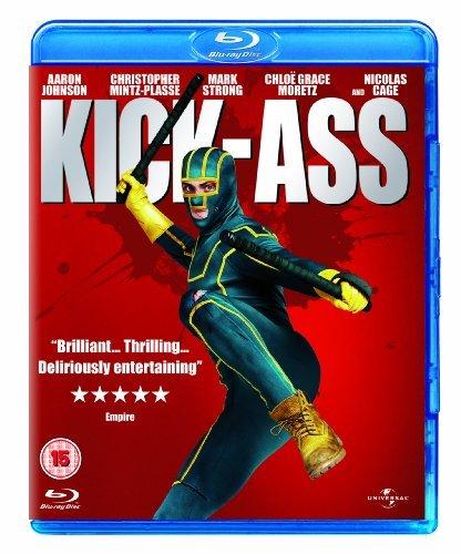 Kick-Ass Blu-ray Now $5.84