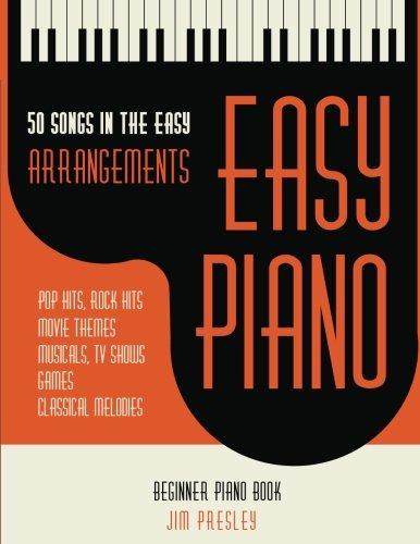 Arrangement 1 (50 Songs In The Easy Arrangements: Easy Piano (Volume 1))