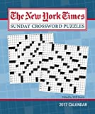The New York Times Sunday Crosswords 2017 Weekly Planner Calendar