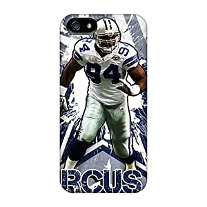 Iphone 5/5s Cover Case - Eco-friendly Packaging(dallas Cowboys) by lolosakes