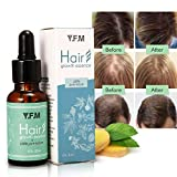 Hair Growth Serum, Y.F.M Herbal Hair Growth Essence - Hair Loss Prevention Treatment