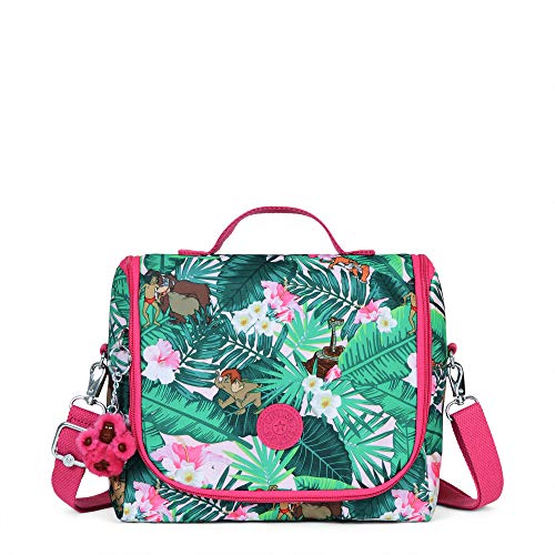 Kipling Disney's Jungle Book Kichirou Insulated Lunch Bag, Jumpin