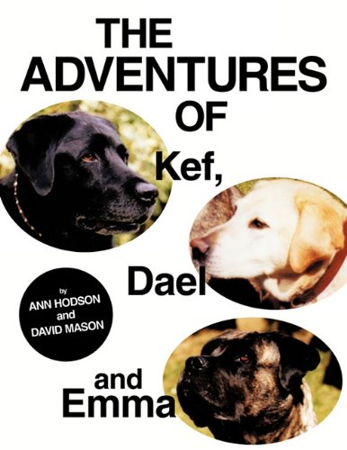 Download The Adventures of Kef, Dael and Emma pdf epub