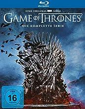 Game of Thrones - Die komplette Serie [Alemania] [Blu-ray]