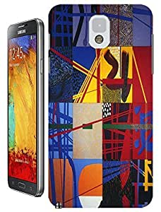Beautiful Abstract Painting Magic Cell Phone s For HTC One M7 Case Cover