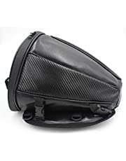 Motorcycle Bike Sports Waterproof Back Seat Carry Bag Luggage Tail Bag Saddlebag Bicycle Motorbike Motorcycle Tail Bag Riding Backpack