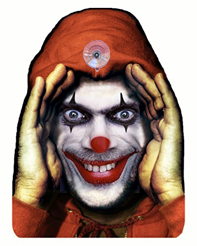 Halloween Scary Realistic Hooded Scary Peeper Creeper