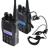 Higoo(tm) Puxing PX-777 400-470MHz UHF Ham 2-way Radio Two Way Radio Walkie Talkie Professional FM Transceiver+Earphone