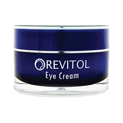 Amazon Com Revitol Skin Eye Cream Treatment For Tired Eyes And