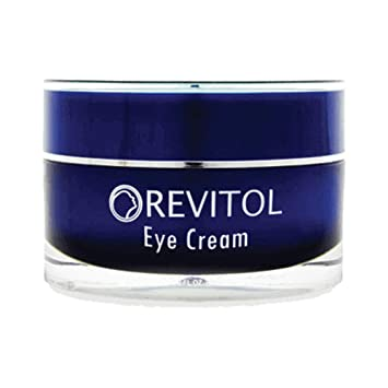 Amazon Com Revitol Skin Eye Cream Treatment For Tired Eyes And Dark Circles 1 Pack Beauty
