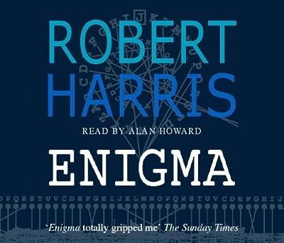 Enigma by Harris, Robert (2004) Audio CD