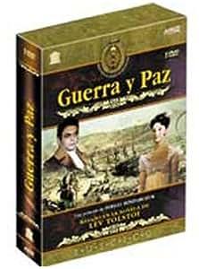 Guerra Y Paz (5Dvd)
