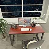 Coleshome Computer Desk for Home Office Sturdy