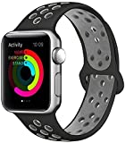 For Apple watch Band 42mm, Silicone iWatch Bands 42mm for...