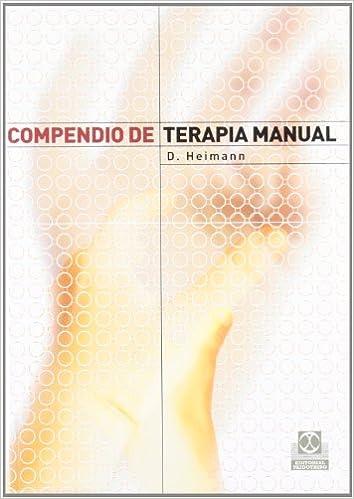 Compendio De Terapia Manual (bicolor) por D. Heimann epub