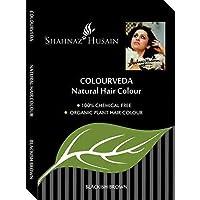 Shahnaz Husain Colourveda Natural Hair Colour Blackish Brown 100g (Pack of 3)