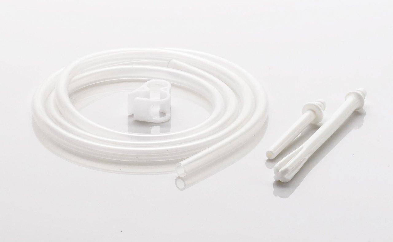 blomideal (TM) Einlauf Ersatz Parts Kit mit Silikon Schlauch-2 m | Medical Grade